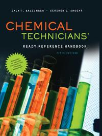 Chemical Technicians' Ready Reference Handbook, 5th Edition【電子書籍】[ Jack T. Ballinger ]