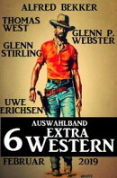 Auswahlband 6 Extra Western Februar 2019