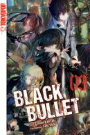 Black Bullet – Light Novel, Band 3