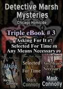 Detective Marsh Mysteries Triple eBook # 3