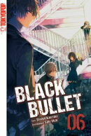 Black Bullet – Light Novel, Band 6