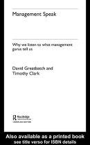 Management Speak