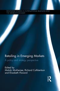RetailinginEmergingMarketsApolicyandstrategyperspective