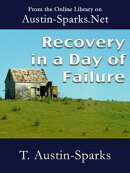 Recovery in a Day of Failure