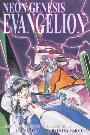 Neon Genesis Evangelion 3-in-1 Edition, Vol. 1【電子書籍】[ Yoshiyuki Sadamoto ]