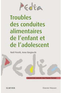 Troublesdesconduitesalimentairesdel'enfantetdel'adolescent