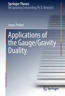 Applications of the Gauge/Gravity Duality