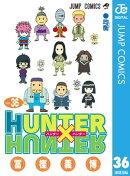 HUNTER×HUNTER モノクロ版 36