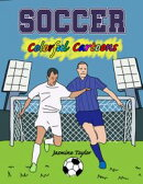 Soccer Colorful Cartoons