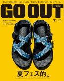 GO OUT 2015年7月号 Vol.69