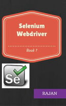 Selenium Webdriver: Book1