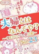 夫婦とはなんぞや?〜くまぴのサレ妻日記〜 No.23
