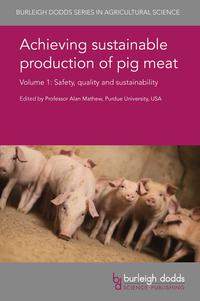 Achieving sustainable production of pig meat Volume 1Safety, quality and sustainability【電子書籍】[ Prof. Peter R. Davies ]