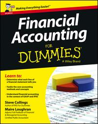 Financial Accounting For Dummies - UK【電子書籍】[ Steven Collings ]