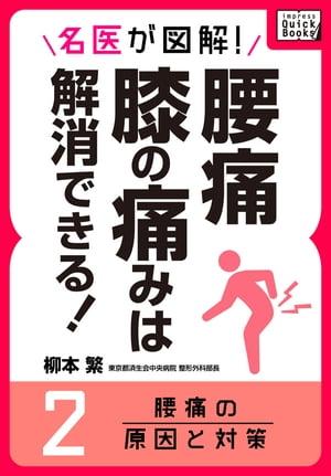 名医が図解! 腰痛・膝の痛みは解消できる! (2) 腰痛の原因と対策【電子書籍】[ 柳本繁 ]