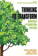 Thinking to Transform