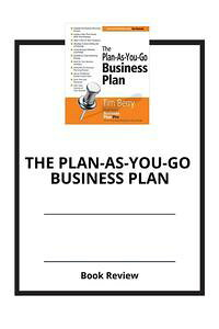 楽天kobo電子書籍ストア the plan as you go business plan book
