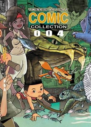 Twinkie Artcat Comic Collection 004【電子書籍】[ Twinkie Artcat ]