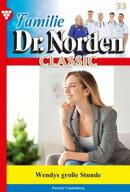Familie Dr. Norden Classic 53 – Arztroman