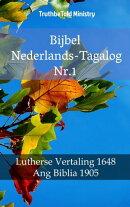 Bijbel Nederlands-Tagalog Nr.1