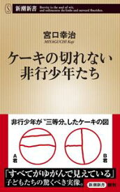 ケーキの切れない非行少年たち(新潮新書)【電子書籍】[ 宮口幸治 ]