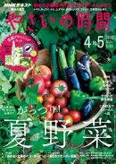NHK 趣味の園芸 やさいの時間 2020年4月・5月号[雑誌]
