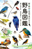 街・野山・水辺で見かける 野鳥図鑑