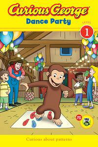 CuriousGeorgeDancePartyCGTVReader