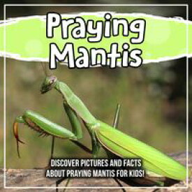 Praying Mantis: Discover Pictures and Facts About Praying Mantis For Kids!【電子書籍】[ Bold Kids ]