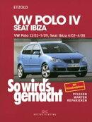 VW Polo IV 11/01-5/09, Seat Ibiza 4/02-4/08