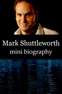 MarkShuttleworthMiniBiography