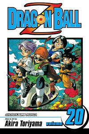 Dragon Ball Z, Vol. 20The New Generation【電子書籍】[ Akira Toriyama ]