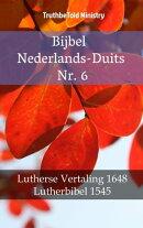 Bijbel Nederlands-Duits Nr. 6
