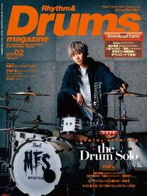リズム&ドラム・マガジン 2019年2月号【電子書籍】