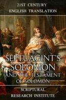 Septuagint's Solomon and the Testament of Solomon