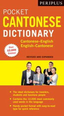 Periplus Pocket Cantonese Dictionary