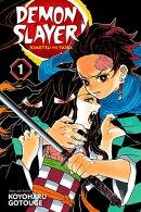 Demon Slayer: Kimetsu no Yaiba, Vol. 1