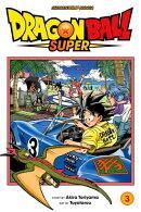 Dragon Ball Super, Vol. 3
