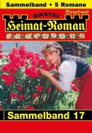 Heimat-Roman Treueband 17 - Sammelband