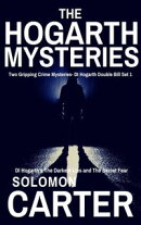 The Hogarth Mysteries - Two Gripping Crime Mysteries - DI Hogarth Double Bill Set 1