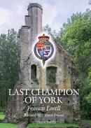 Last Champion of York