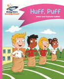 Reading Planet - Huff, Puff - Pink B: Comet Street Kids ePub