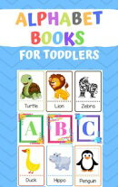 Alphabet Books for Toddlers