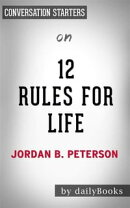 12 Rules For Life: An Antidote to Chaos????????by Jordan Peterson | Conversation Starters