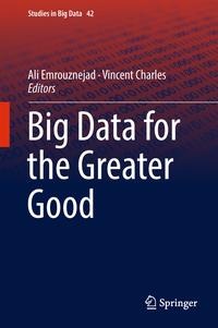 Big Data for the Greater Good【電子書籍】