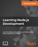 Learning Node.js Development
