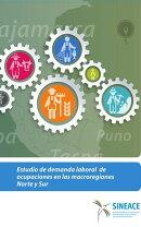 Estudio de demanda laboral de ocupaciones en las macroregiones Norte y Sur