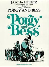 SelectionsfromPorgyandBess(Songbook)ViolinandPiano