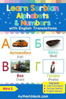 Learn Serbian Alphabets & Numbers