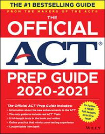 The Official ACT Prep Guide 2020 - 2021【電子書籍】[ ACT ]